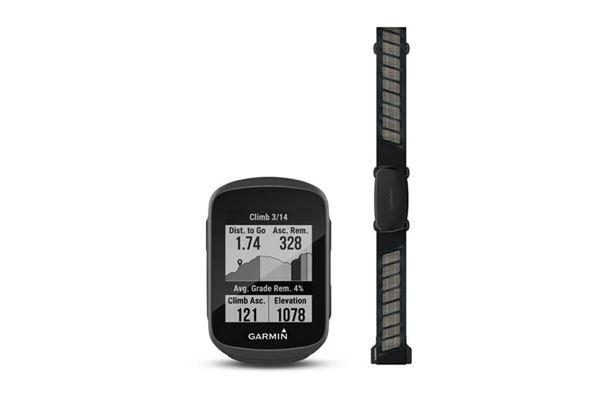 Garmin Edge 130 Plus con Fascia Cardio GARMIN | 270000034 | 010-02385-11-