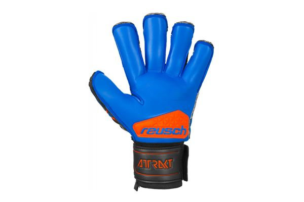 Guanti da Portiere Reusch Attrakt S1 Evolution Finger Support REUSCH | 113 | 50702387083