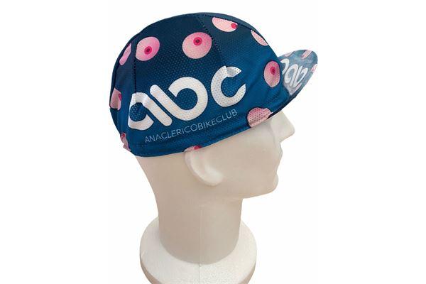 Cycling Cap ABC Anaclerico Sports BOOBS ABC ANACLERICO SPORT BYKE CLUB | 270000046 | BOOB2021CAP-