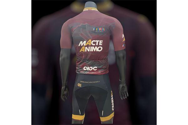 Completo da Ciclismo ABC Macte Animo Ale