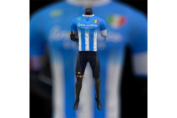Completo da Ciclismo ABC D10S - In bici per la T.I.N. ABC ANACLERICO SPORT BYKE CLUB | 270000035 | MARADONAALECOMPLETO-