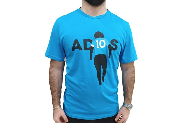 T-Shirt Ad10s AD10S | -89515098 | 02A5UBIANCO