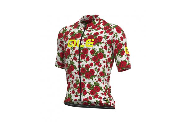 Maglia da Ciclismo Alè Roses ALE