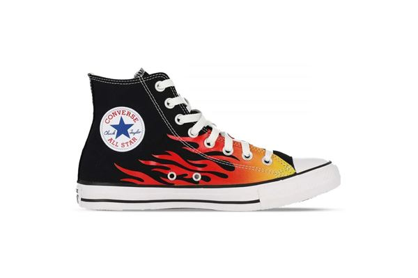 Converse Chuck Taylor All Star Flame High CONVERSE | 734540035 | 171130C-