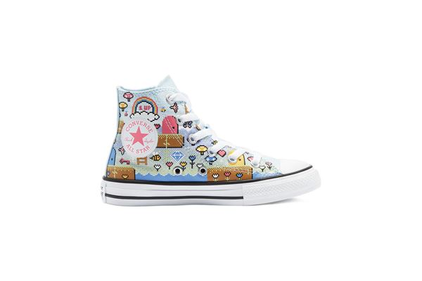 Converse Gamer Chuck Taylor All Star High Top CONVERSE | 734540035 | 670170C-