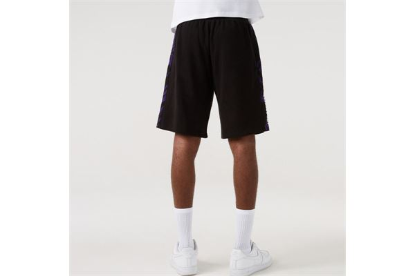 Pantaloncino LA Lakers Print Panel New Era NEW ERA | 2132079765 | 12720121BLK