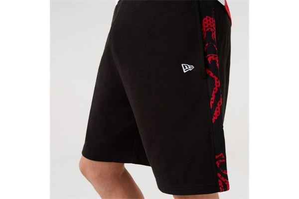 Pantaloncino Chicago Bulls Print Panel New Era NEW ERA | 2132079765 | 12720122BLK