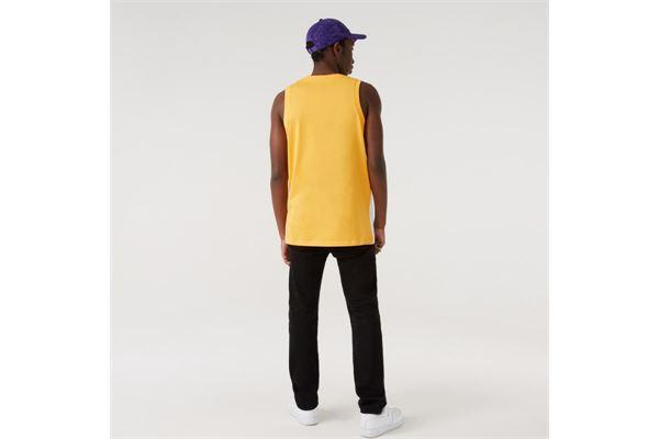 Canotta LA Lakers Oil Slick New Era NEW ERA | 681207635 | 12720123TRPWHI