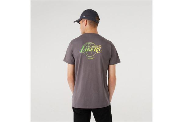 Maglia LA Lakers Fade New Era NEW ERA | -89515098 | 12720132GRH