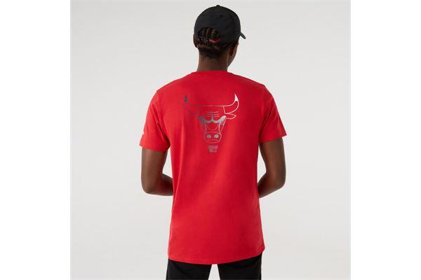 Maglia Chicago Bulls Fade New Era NEW ERA | -89515098 | 12720133FDR