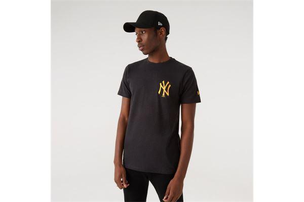 Maglia New York Yankees Neon New Era NEW ERA | -89515098 | 12720149GRHYNP
