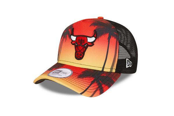 Cappello Chicago Bulls Summer City New Era NEW ERA | 26 | 60137587BLK
