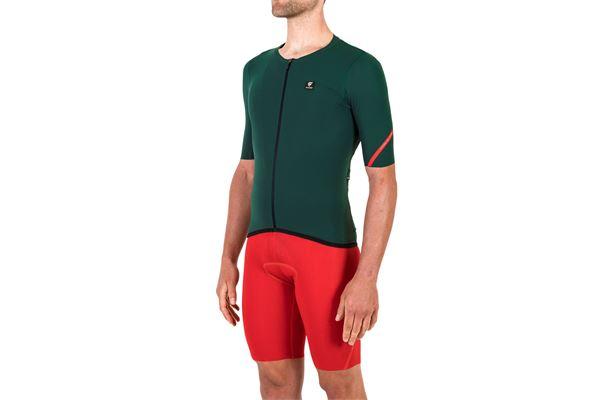 Maglia da Ciclismo Pissei Prima Pelle PISSEI | 270000045 | PPELLEJER21VERDE