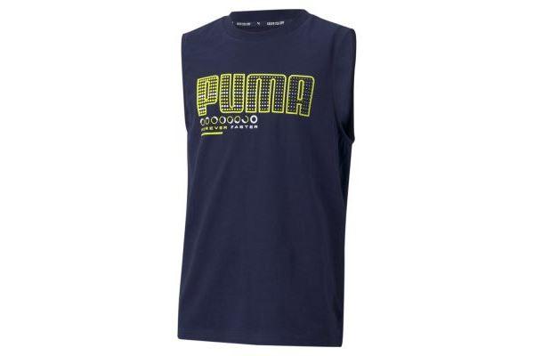 Canotta da bambino/ragazzo Puma Active Sport PUMA | 681207635 | 585850006
