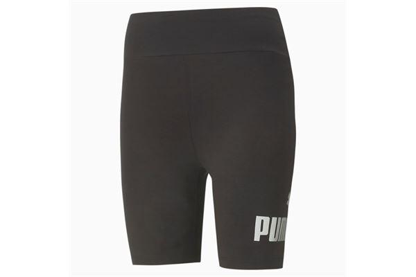Leggings  Da Donna Puma Corti Essentials Metalizzati PUMA | 270000023 | 586895051