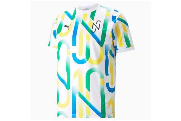 Maglia con grafica Neymar Jr Puma PUMA | -89515098 | 605568005