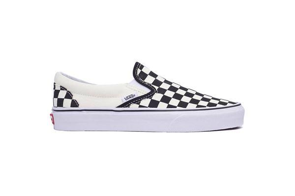 Vans Classic SlipOn Checkboard VANS | 734540035 | VN000EYEBWW1