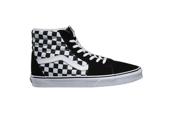 Vans SK8-Hi Checkerboard VANS | 734540035 | VN0A32QGHRK1