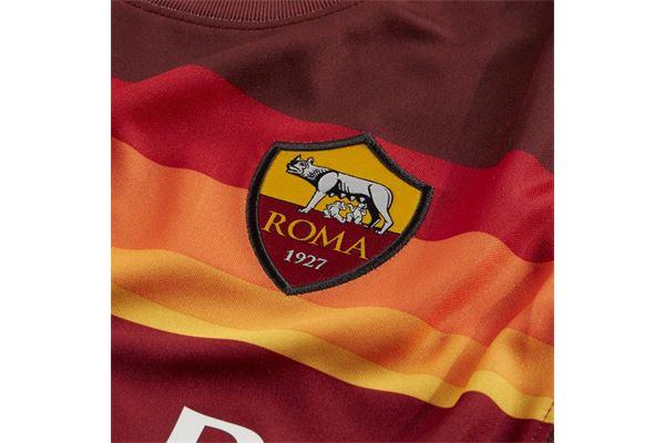 Maglia da bambino/ragazzo As Roma Stadium 2020/21 Nike NIKE PERFORMANCE | 270000021 | CD4514614