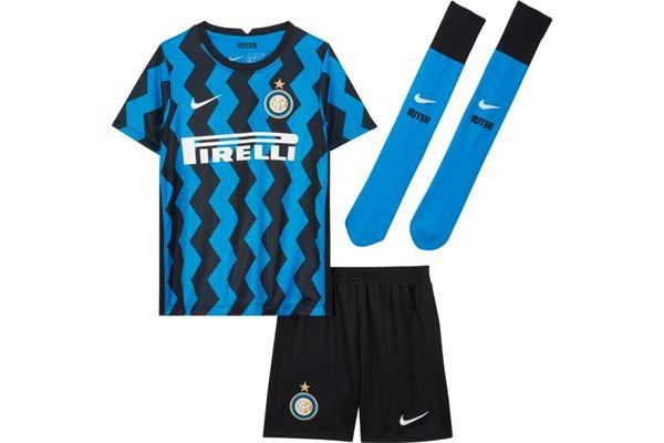 Completo da bambino Inter 2020/21 Nike NIKE PERFORMANCE | 270000021 | CD4592414