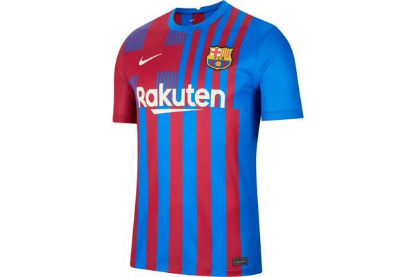 Maglia Barcelona Stadium 2021/22 Nike NIKE PERFORMANCE | 270000021 | CV7891428