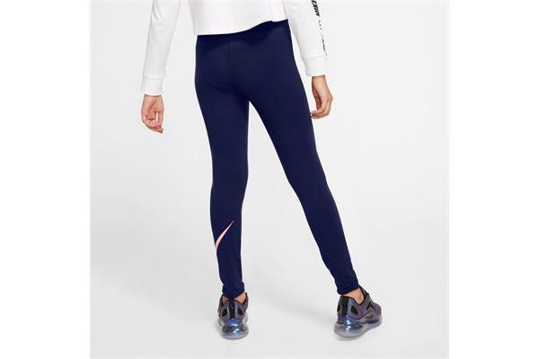 Leggings da Bambina/Ragazza Nike Sportswear Swoosh NIKE SG | 270000023 | AR4076495