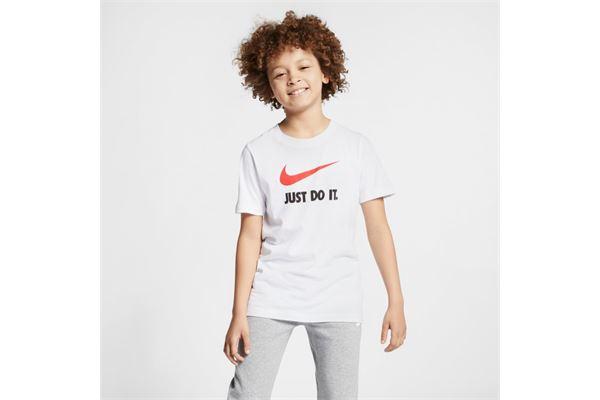 Maglia da bambino/ragazzo Nike Just Do It Swoosh NIKE SG   -89515098   AR5249100