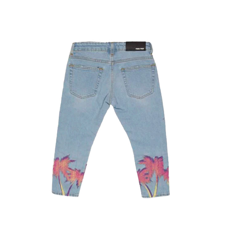 jeans family first FAMILY FIRST | Jeans | KJS2110LBUN