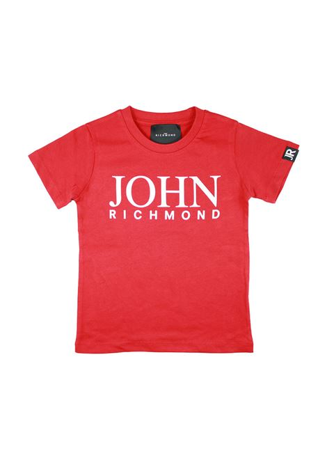 t shirt richmond RICHMOND | T shirt | RBP21020TSUNI