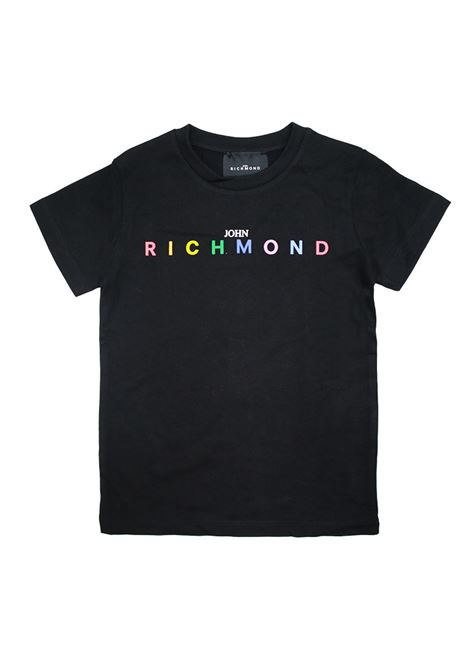 t shirt richmond RICHMOND | T shirt | RBP21021TSUN