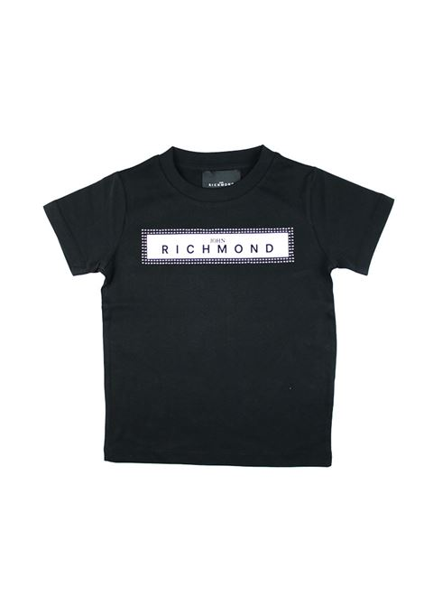 t shirt richmond RICHMOND | T shirt | RBP21030TSUNI