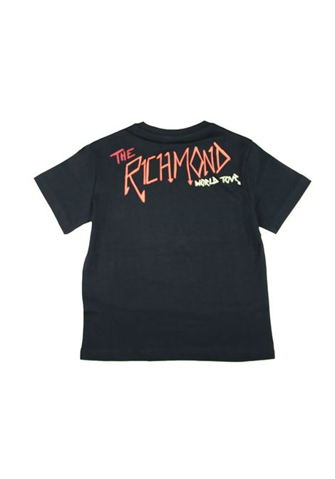 t shirt richmond RICHMOND | T shirt | RBP21040TSUN