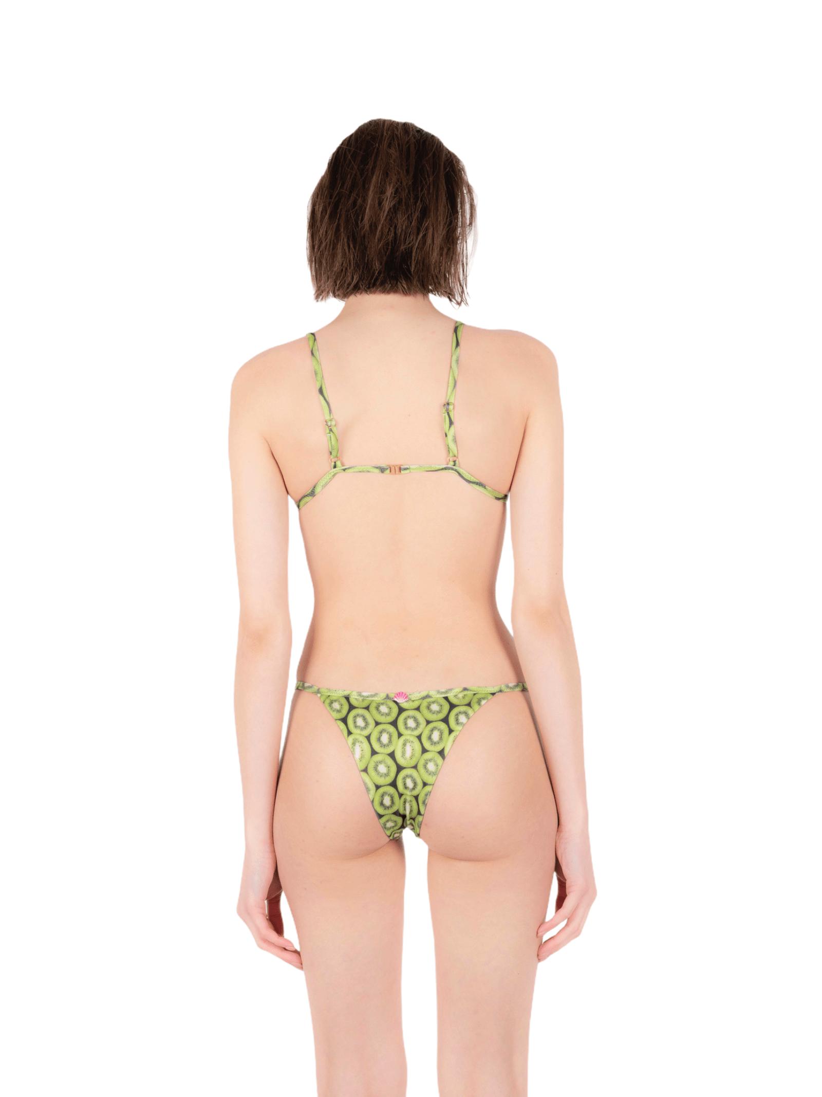 Triangle bikini with thong slip ANNAMARE | 23 | BK-103VERDE