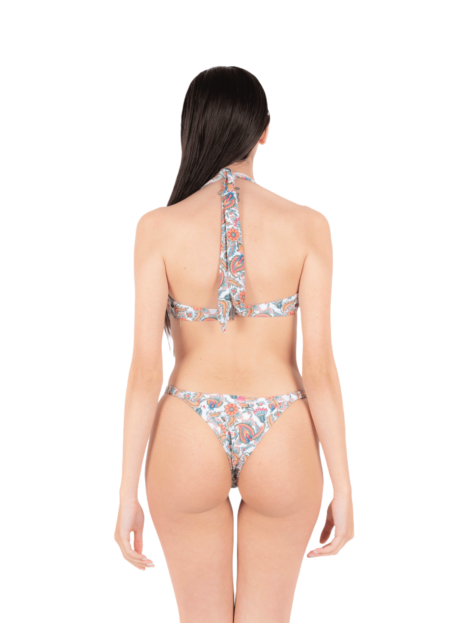 Bikini triangle with adjustable slip ANNAMARE | 23 | BK-106BIANCO