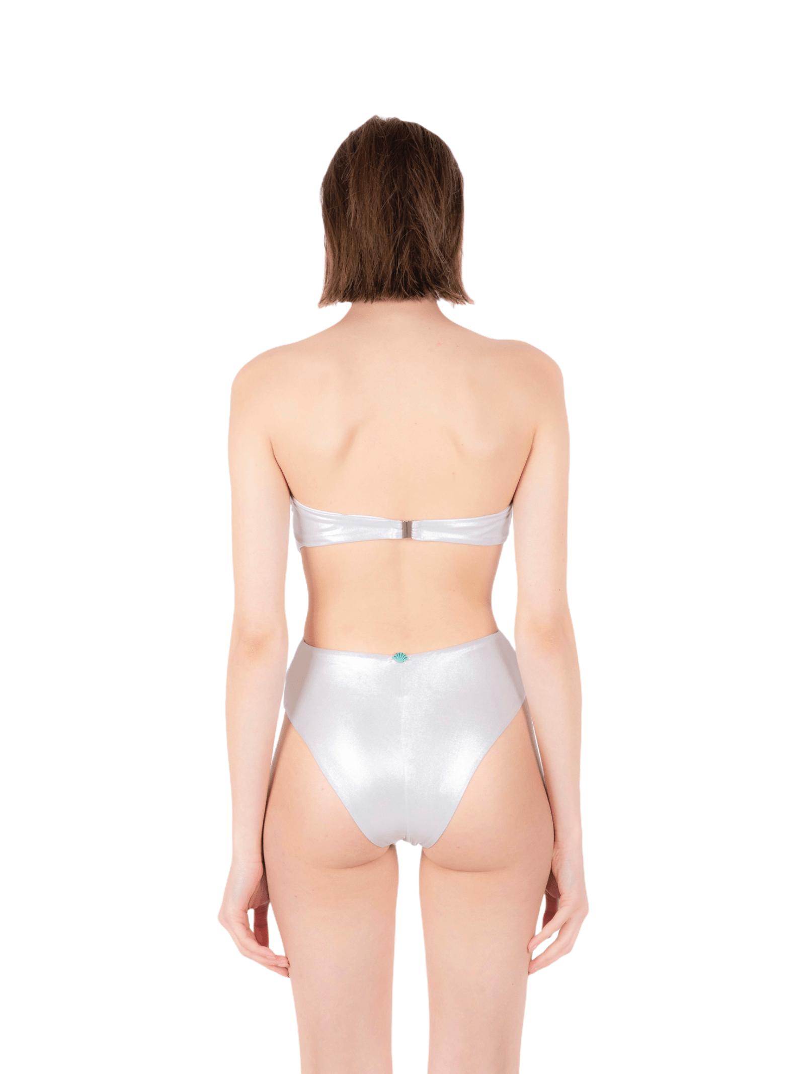 Bikini top with high slip ANNAMARE   23   BK-109BIANCO