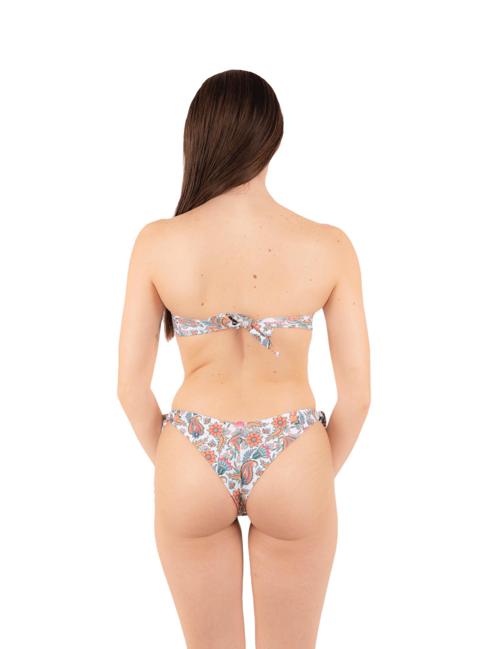 Bikini fascia con slip fiocco ANNAMARE | 23 | BK-116BIANCO