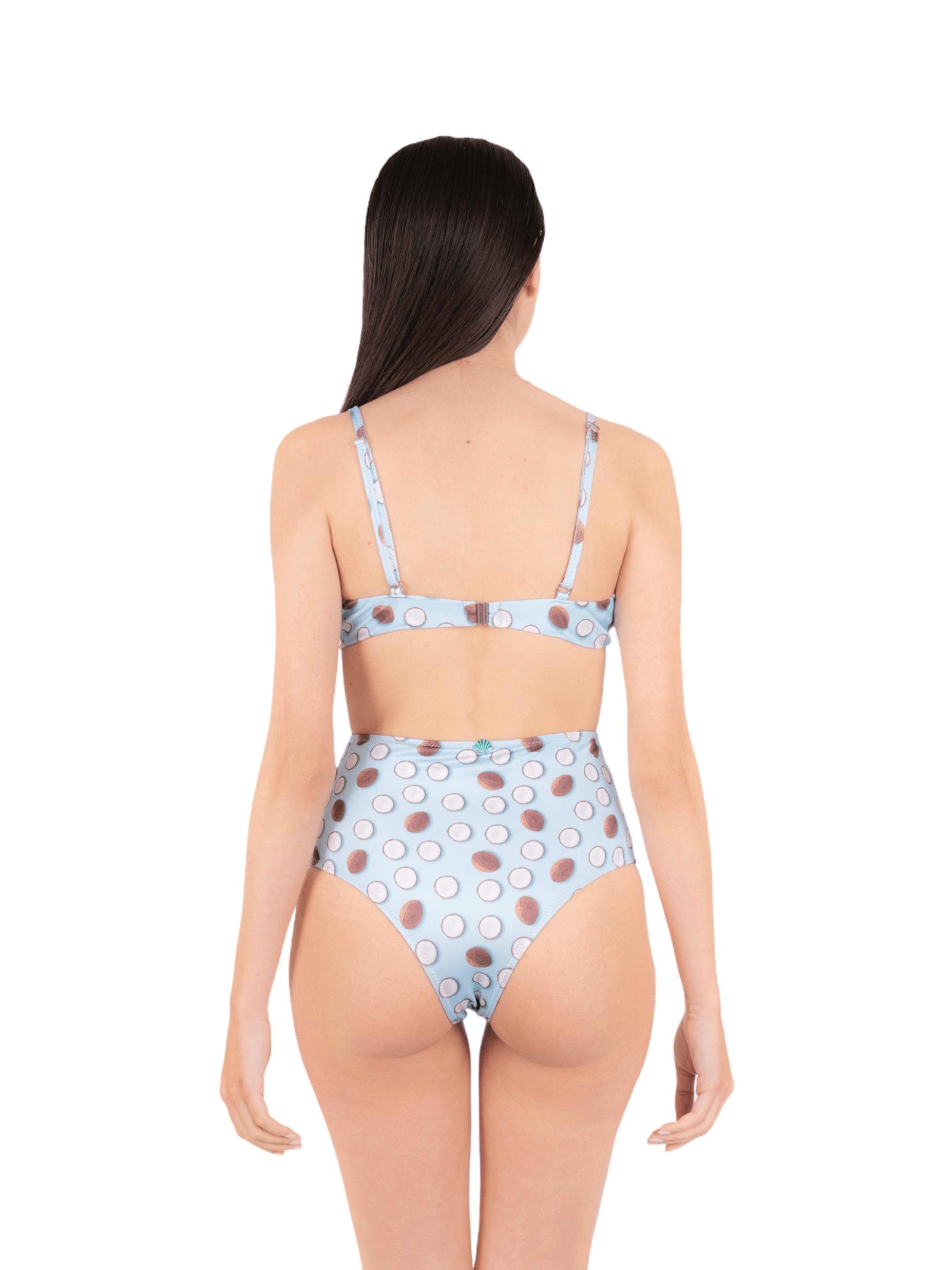 Bikini push-up with high slip ANNAMARE | 23 | BK-123CELESTE