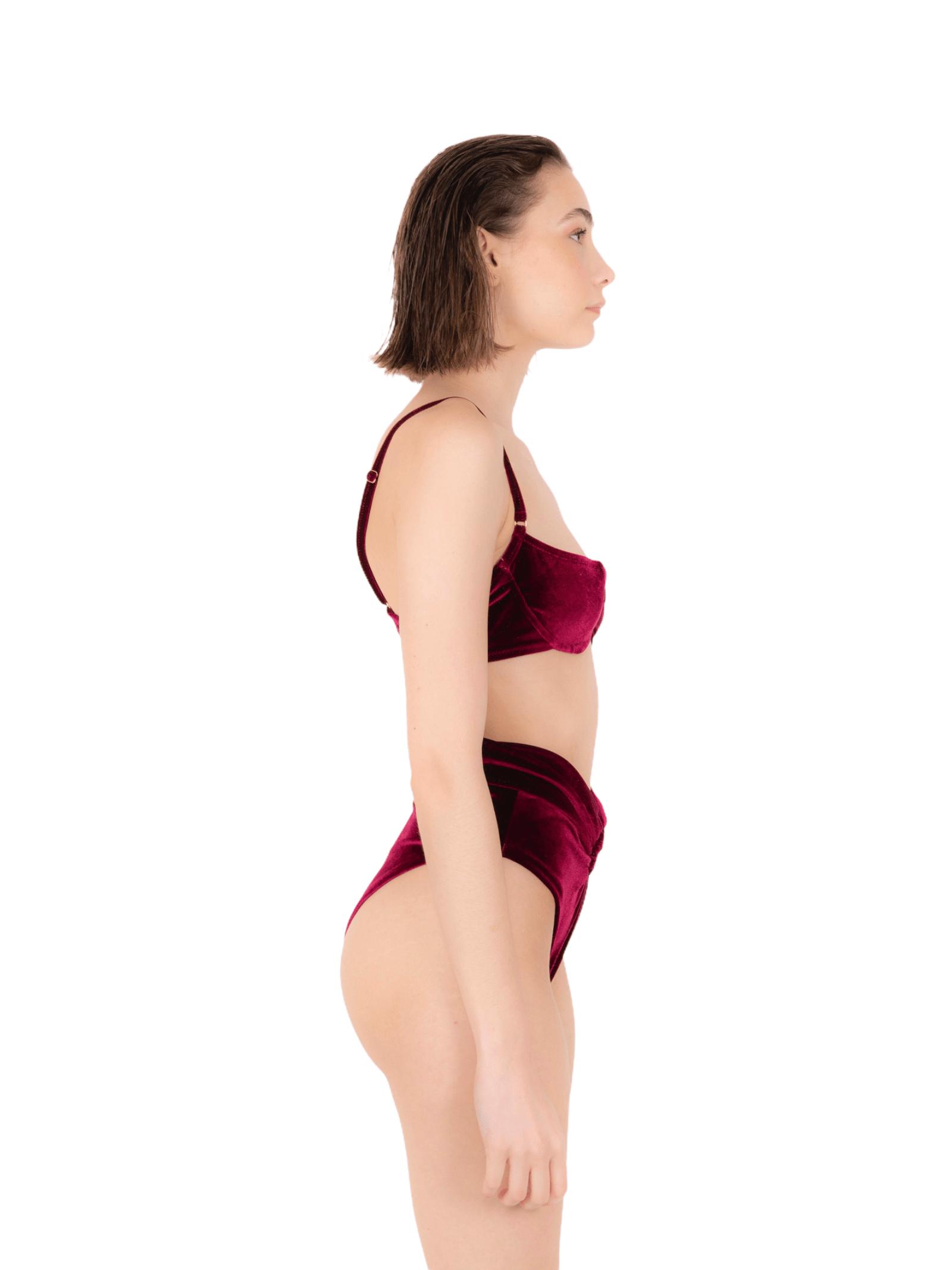 Bikini balconcino con slip alto ANNAMARE | 23 | BK-125BOEDEAUX
