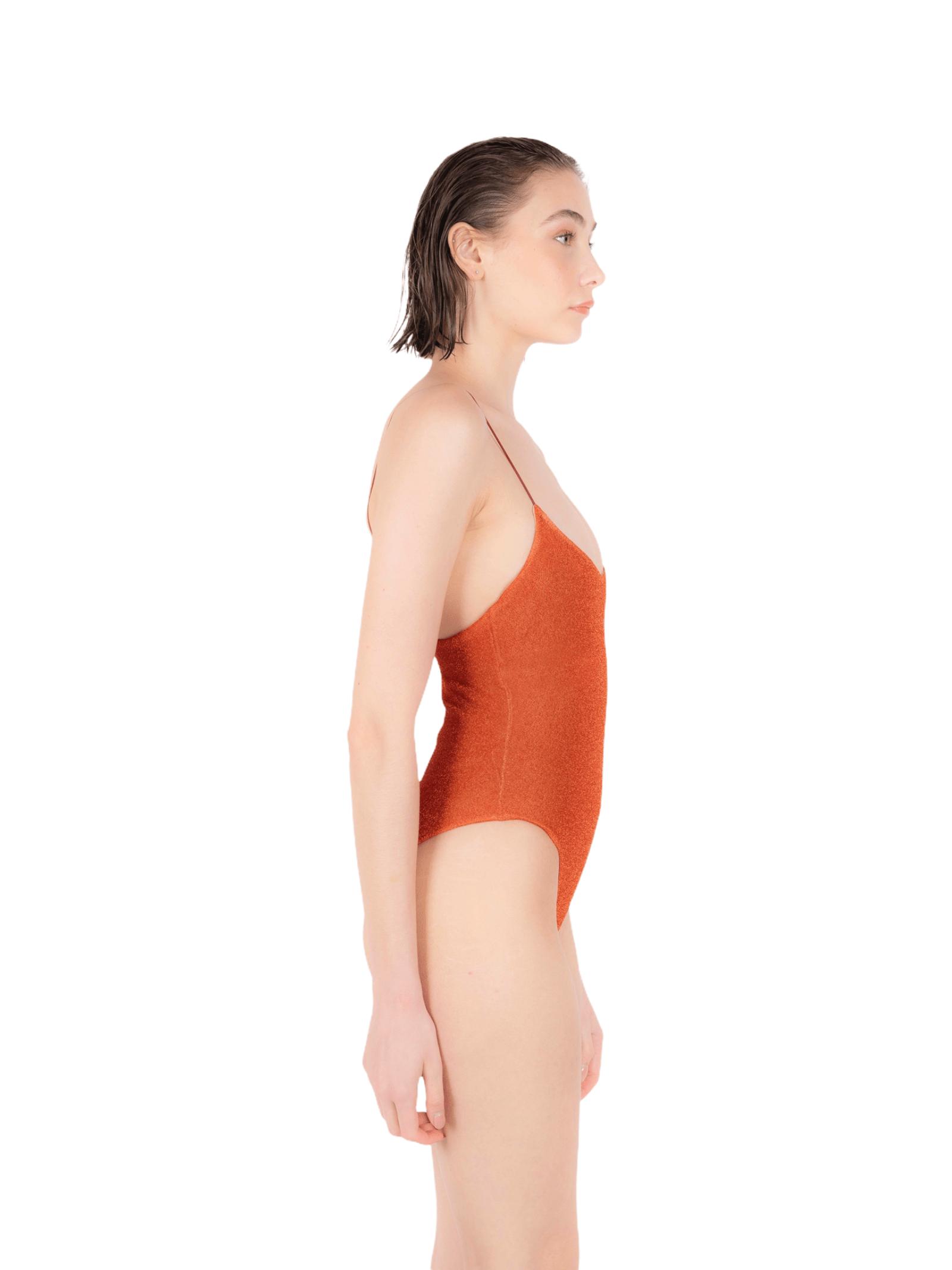 Swimsuit body ANNAMARE | 5032240 | IN-502ARANCIONE