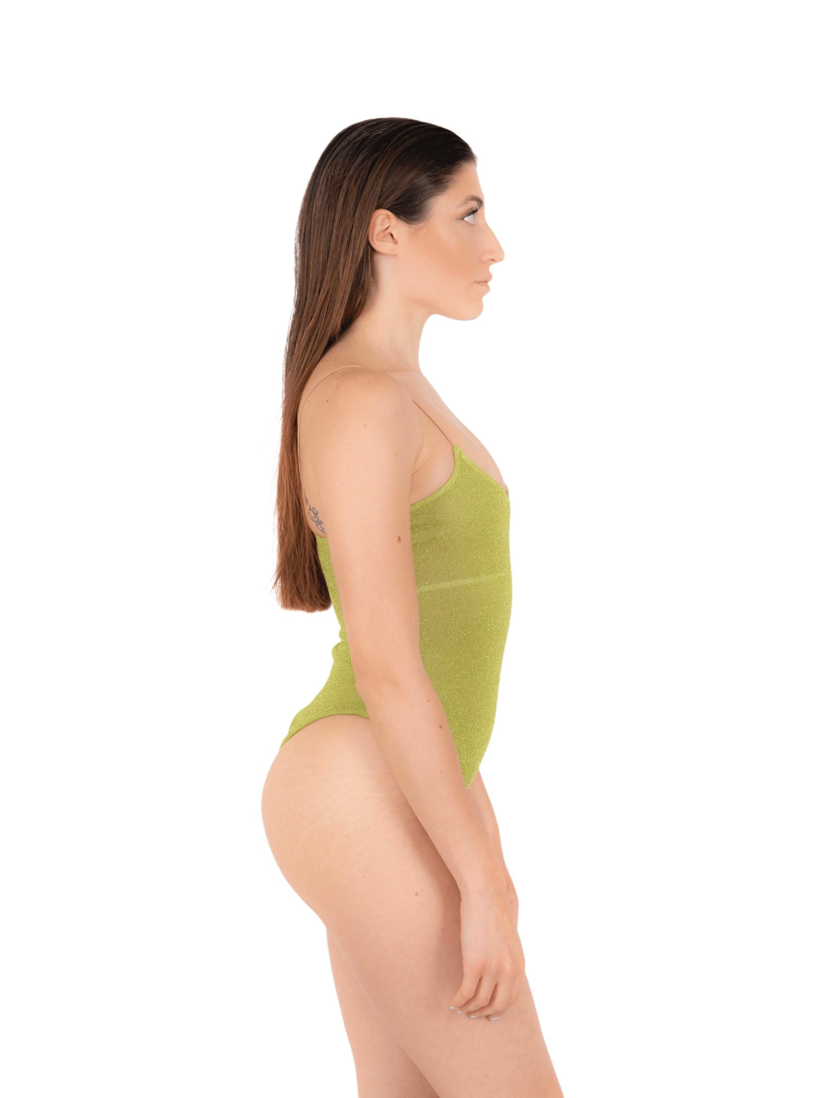 Swimsuit body ANNAMARE | 5032240 | IN-502VERDE