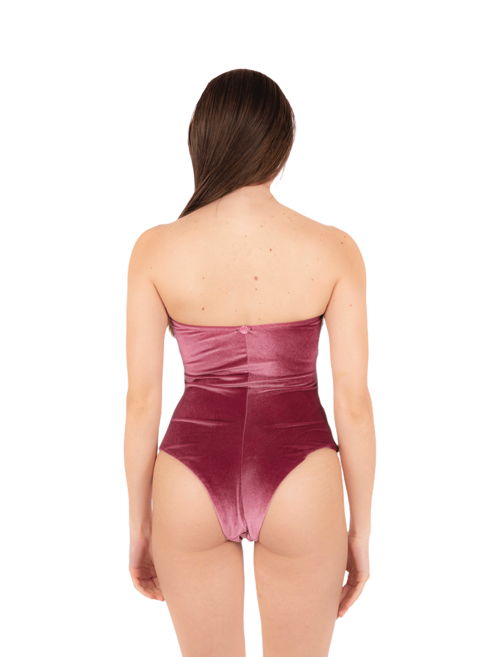 Swimsuit band with rings ANNAMARE | 5032240 | IN-507ROSA