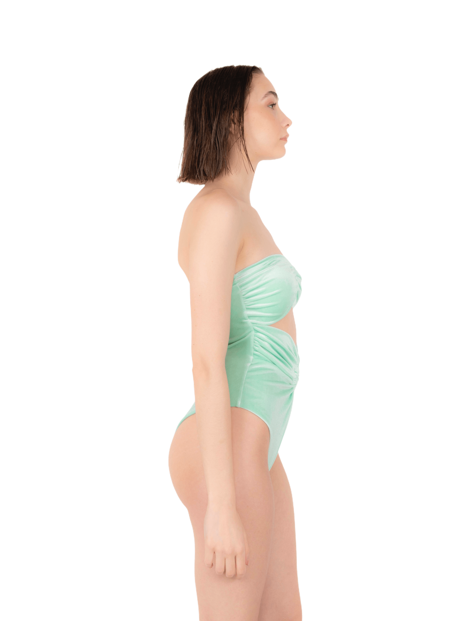 Swimsuit band with rings ANNAMARE   5032240   IN-507VERDE