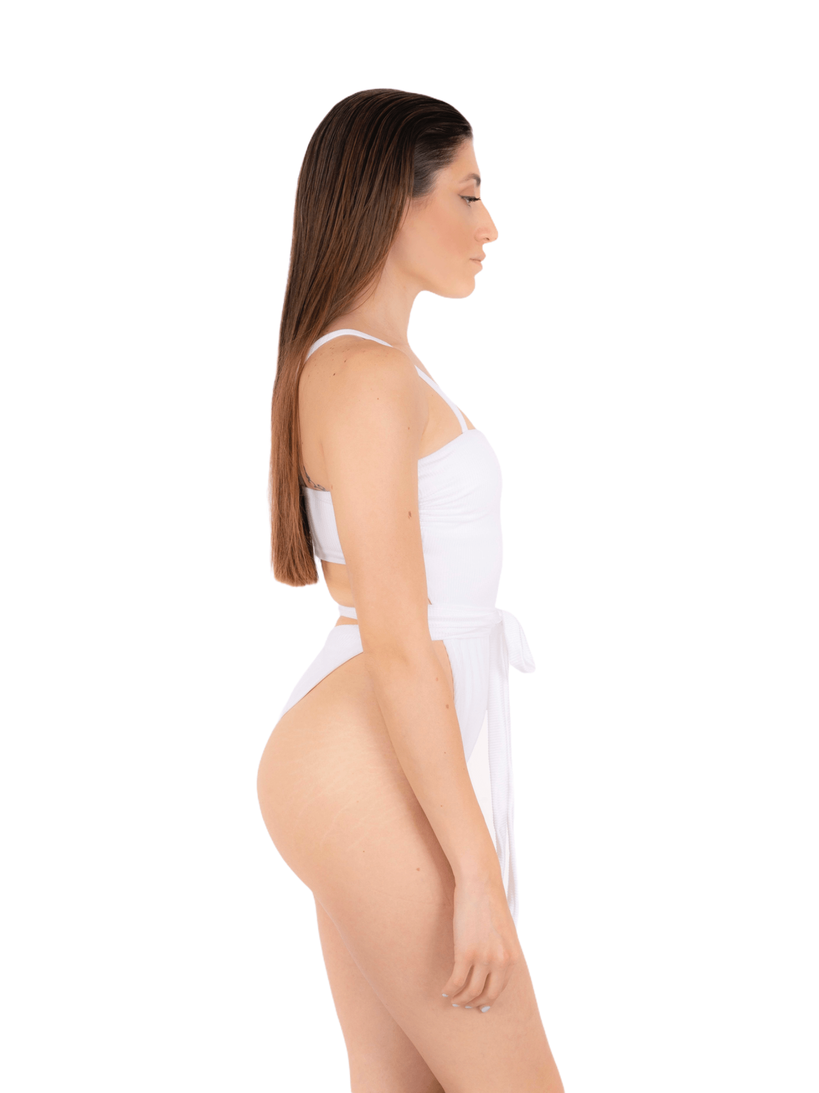 Swimsuit with lace ANNAMARE | 5032240 | IN-509BIANCO