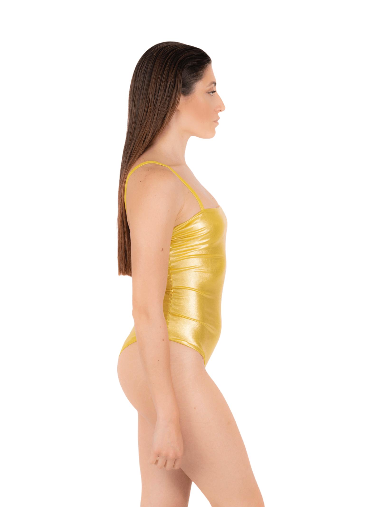Swimsuit body ANNAMARE | 5032240 | IN-511GIALLO