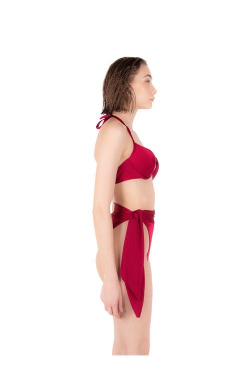Bikini coppa con slip fiocco ANNAMARE | 23 | BK-104ROSSO