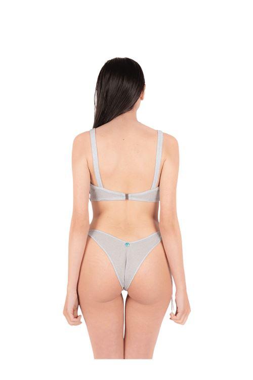 Bikini fascia con slip fiocco ANNAMARE | 23 | BK-110BIANCO