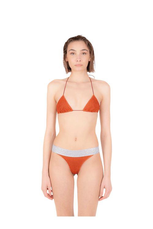 Bikini triangolo con slip fascia ANNAMARE | 23 | BK-113ARANCIONE