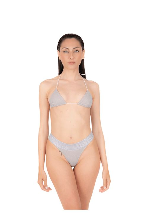 Bikini triangolo con slip fascia ANNAMARE | 23 | BK-113BIANCO