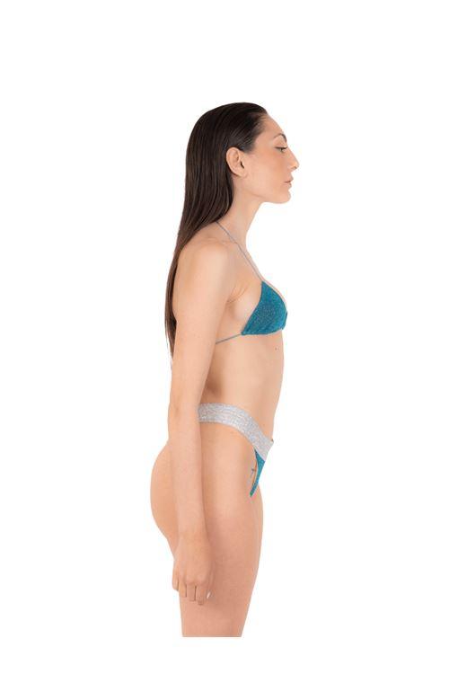 Bikini triangolo con slip fascia ANNAMARE | 23 | BK-113BLU