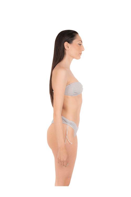 Bikini fascia con slip coulisse ANNAMARE | 23 | BK-114BIANCO